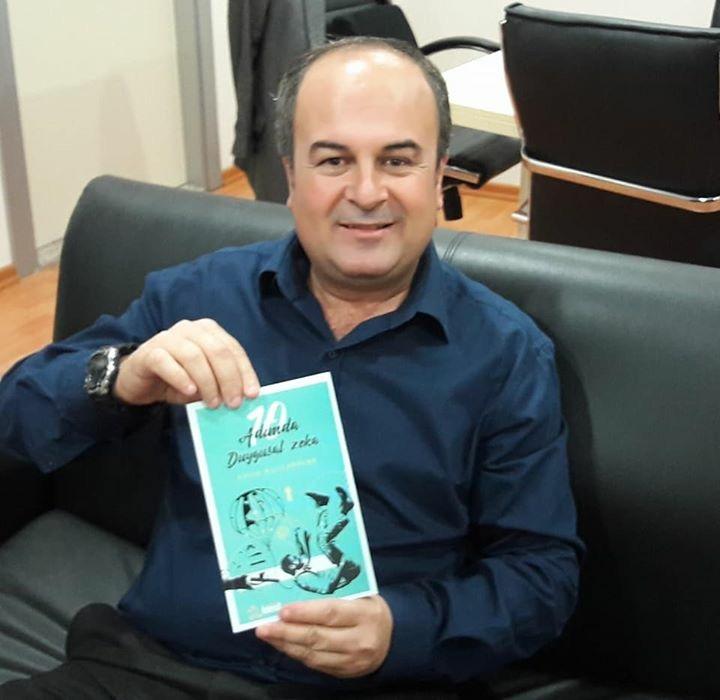 Fatih Kılıçarslan İmza Günü - DUYURULAR - İdeal Akademi Yayınları