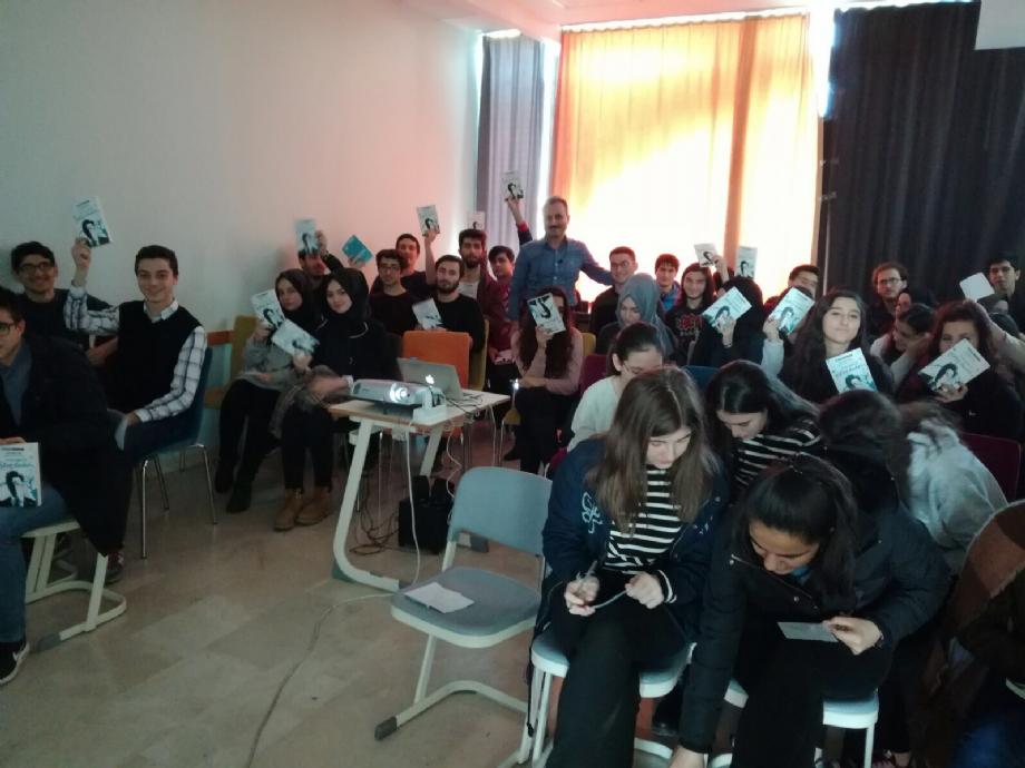 Final Özelden imza günü - ETKİNLİKLER - İdeal Akademi Yayınları